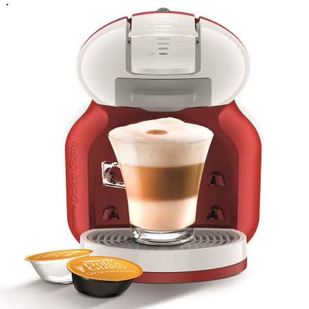 雀巢咖啡 DOLCE GUSTO 咖啡機 -MINI ME雲朵白 (附贈膠囊試用組)