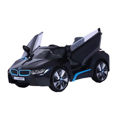 BMW/I8電動車高端版(黑)/兒童電動車