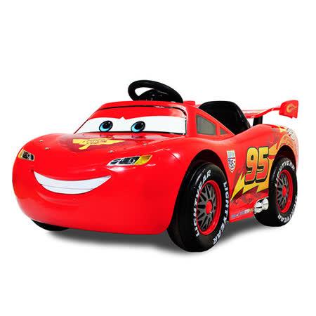 CARS/閃電麥坤/高端版/可遙控/兒童電動車