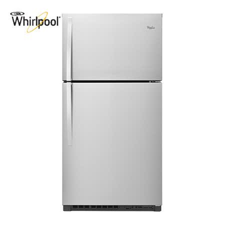 【Whirlpool惠而浦】622L 雙門冰箱 WRT541SZDM   送安裝及超商禮券