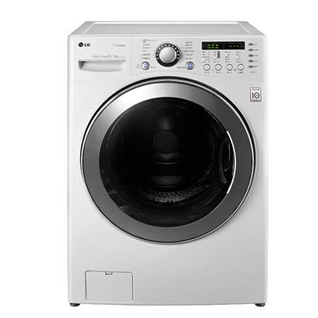 【LG 樂金】 15公斤蒸氣滾筒洗衣機 WD-S15DWD  享好禮隨機送(鑑賞期過後寄出)  +2017/5/31前購買享原廠好禮送~