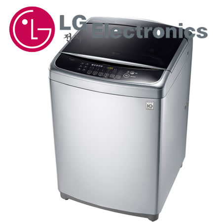【LG樂金】15公斤DD直驅變頻直立式洗衣機WT-D156SG-典雅銀~+2016/12/17~2017/02/28購買享原廠好禮送~