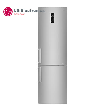 【LG樂金】350L直驅變頻上下門冰箱 GW-BF386SV 送玻璃保鮮盒(鑑賞期過後寄出)+2016/12/17~2017/02/28購買享原廠好禮送~