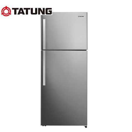 【TATUNG 大同】 530L雙門變頻冰箱TR-B630VD-RS