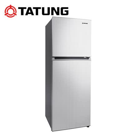 【TATUNG 大同】變頻雙門冰箱310L TR-B310VI-HS~即日起至2017/02/14止購買享原廠好禮送~