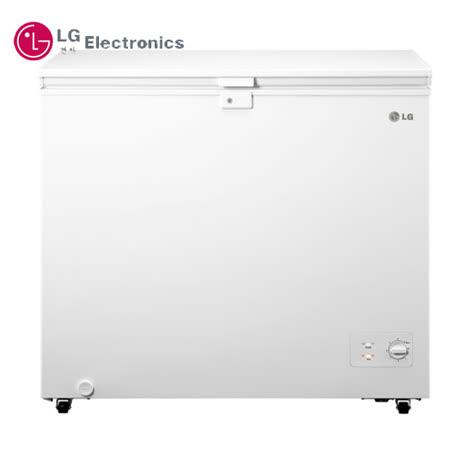 【LG 樂金】198L單門上掀式臥式冷凍櫃GC-F200W