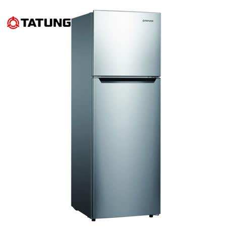 【TATUNG 大同】 334L一級能效環保雙門冰箱TR-B334HT-S 送安裝