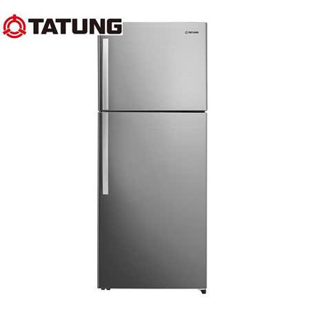 【TATUNG 大同】480L雙門變頻冰箱TR-B580VD-RS~即日起至2017/02/14止購買享原廠好禮送~