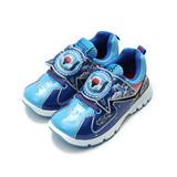 (中小童) 機器戰士 電燈運動鞋 藍 鞋全家福