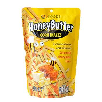 玉米點心棒-蜂蜜奶油48g
