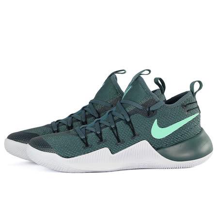 NIKE 男 NIKE HYPERSHIFT EP 籃球鞋 深綠 844392330
