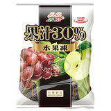 晶晶30%果汁果凍380g