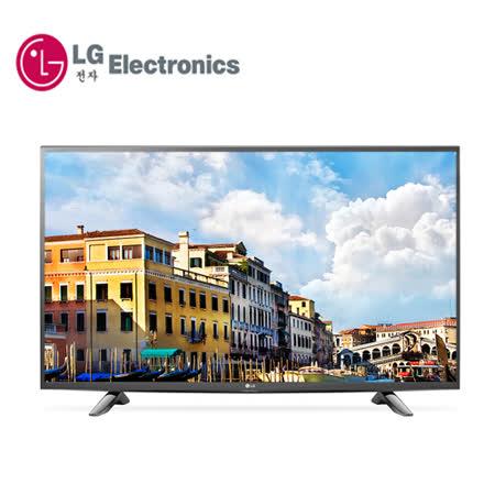 【LG 樂金】49吋 4K 智慧聯網LED液晶電視 49UH611T (含運不含安裝) 加送超商禮券1000