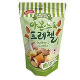 SUNNUTS杏仁脆鹽椒餅-奶油大蒜風