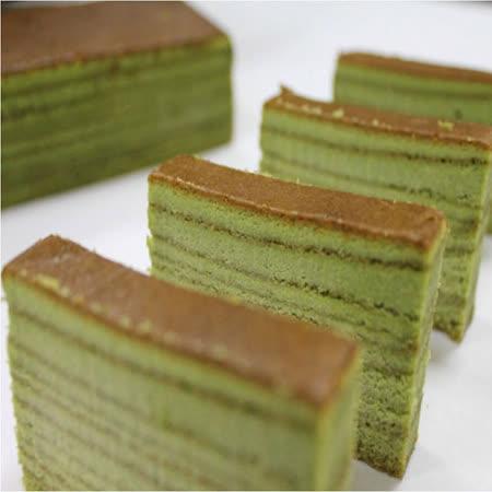 【2017年菜】提貨券--抹茶千層蛋糕
