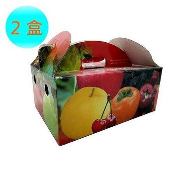 【一等鮮】 梨山雪梨6粒裝禮盒2盒 〈6粒/4.5斤/盒〉