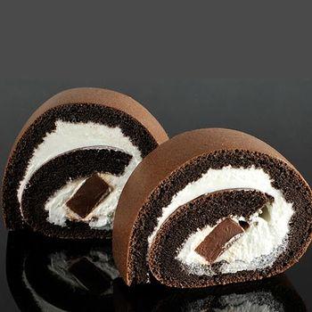 亞尼克?子工房 生乳捲-生巧克力 320g±10g/條