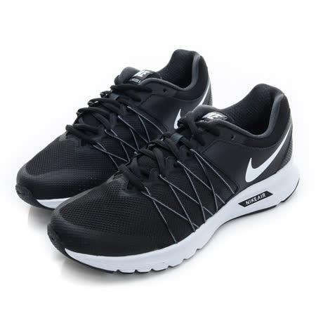 NIKE (女) 慢跑鞋 黑白 843882001