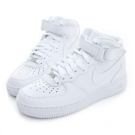 NIKE (女) 經典復古鞋 白 366731100