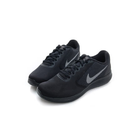 NIKE (男) 慢跑鞋 黑 819300012
