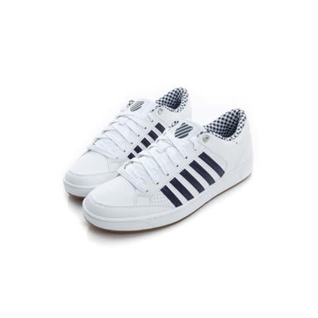 K-SWISS  (男) (休閒)鞋 黑白 05030135