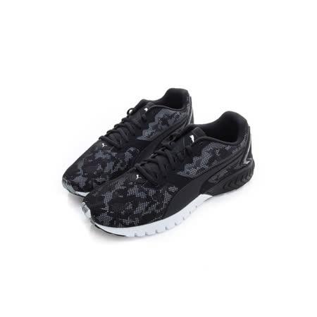 PUMA (男) 慢跑鞋 黑白 18901101