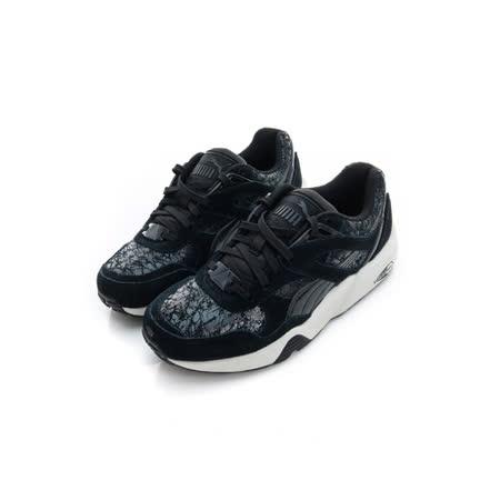 PUMA (女) 慢跑鞋 黑 36130303