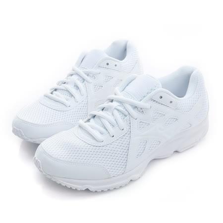 MIZUNO (男) 慢跑鞋 白 K1GA170201
