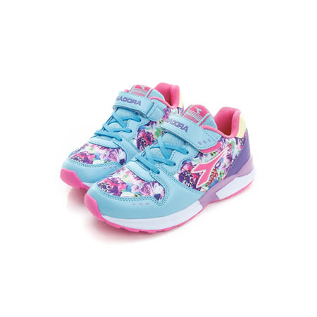 DIADORA (大童) 慢跑鞋 紫水藍 DA7AKC5007