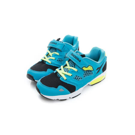 DIADORA (大童) 慢跑鞋 藍 DA6AKC3586