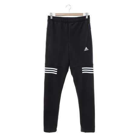 Adidas (男) 運動棉長褲(薄) 黑 AZ8367