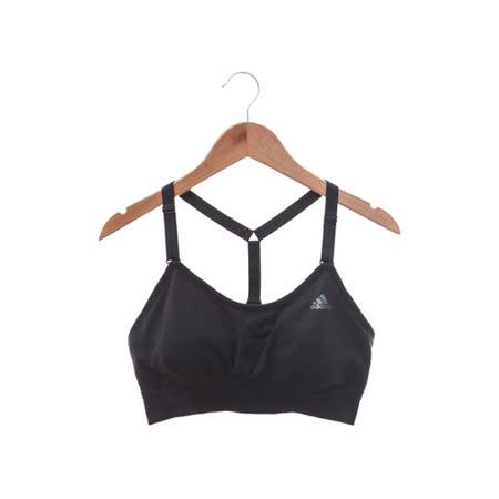 Adidas (女) 有氧韻律BRA(小背心) 黑 AJ5070
