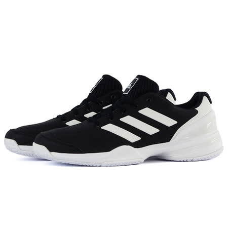 ADIDAS 男 RALLY OOP 2 休閒鞋 黑白 AQ2515