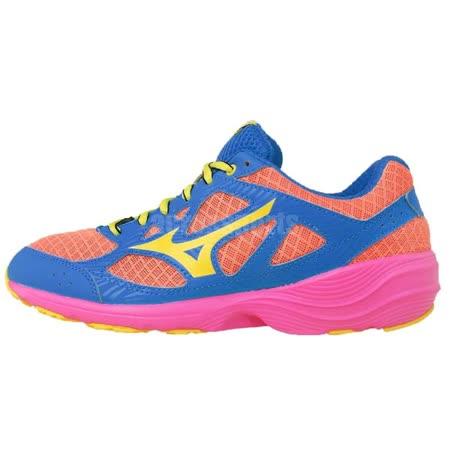 MIZUNO 女 RUNNER 慢跑鞋 J1GH152943