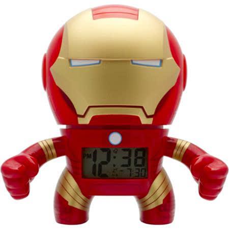 【樂高積木 LEGO】夜燈鬧鐘 - 復仇者聯盟鋼鐵人