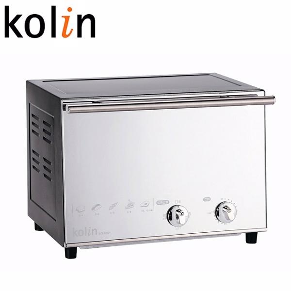 Kolin歌林-9L時尚鏡面烤箱/電烤箱 BO-R091