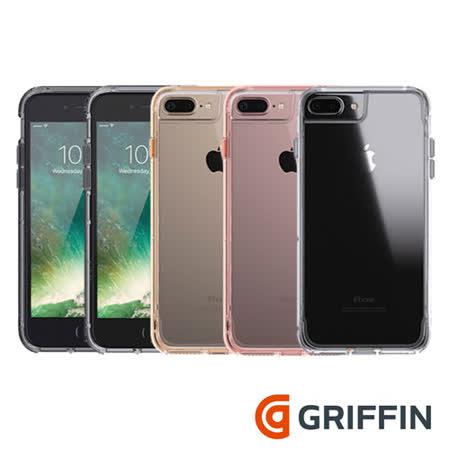 Griffin Survivor Clear iPhone7 5.5吋軍規防摔殼