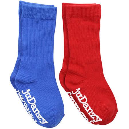 美國 juDanzy長襪兩入組_藍與紅(939)