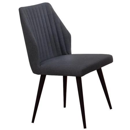 AT HOME-韋伯皮餐椅(兩色可選)