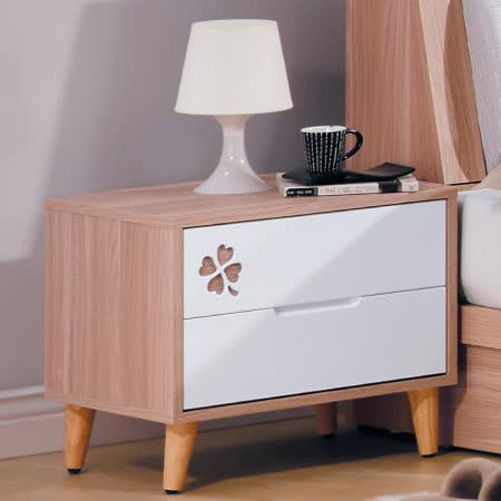 優力格家具-伊登北歐床頭櫃