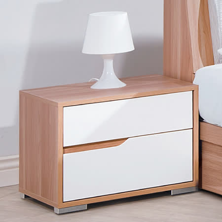 優力格家具-艾莎北歐床頭櫃