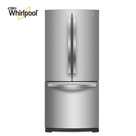 【Whirlpool惠而浦】554L法式三門冰箱 WRF560SMYM 送安裝+超商禮券(鑑賞期過後寄出)