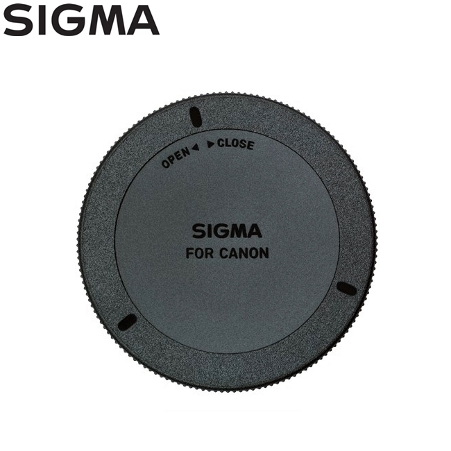 Sigma原廠鏡頭後蓋LCR-EO II適Canon EF/EF-S接環EOS後蓋