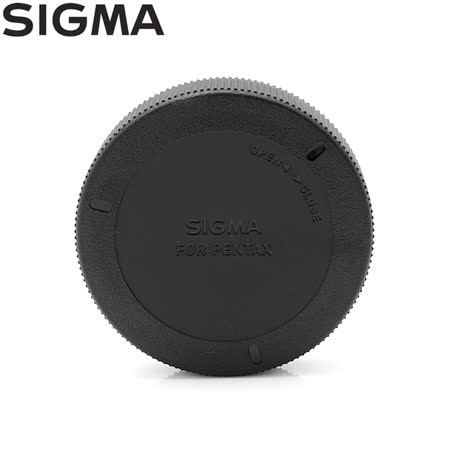 Sigma原廠鏡頭後蓋LCR-PA II適Pentax賓得士K接環/PK卡口/KAF接口