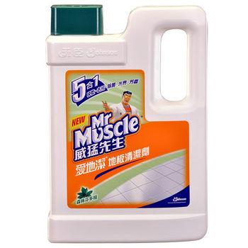 威猛先生愛地潔地板清潔劑-芬多精2000ml