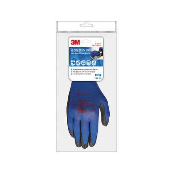 3M服貼型多用途DIY手套-M