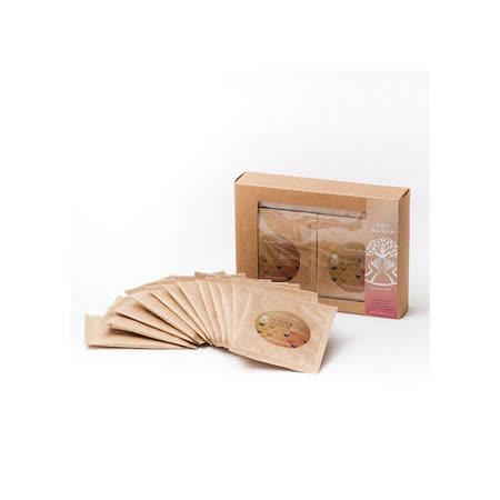 【亞格 福爾摩沙農場】行 日月潭紅玉紅茶(台茶18號) 茶包 12入/盒   兩盒組