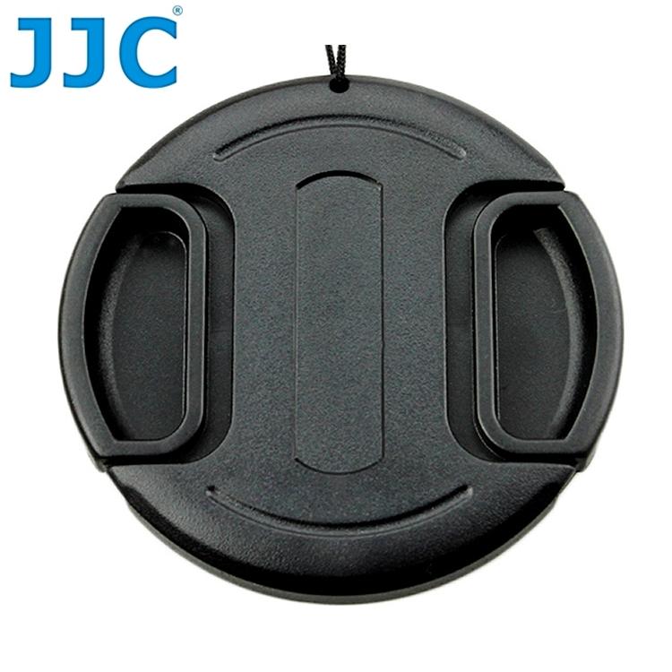 JJC無字鏡頭蓋55mm鏡頭蓋LC~55^(附孔繩^)