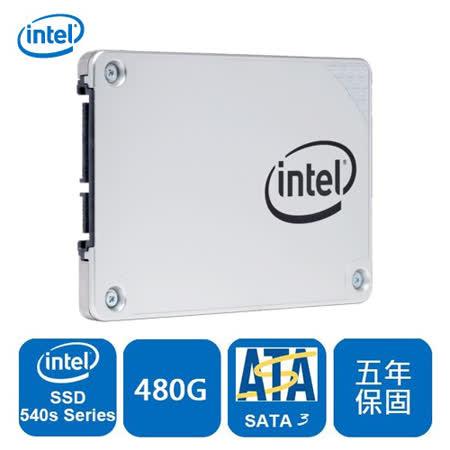 Intel 540s 480GB SSD 固態硬碟