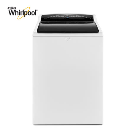【Whirlpool惠而浦】15公斤直立短棒洗衣機 WTW7300DW 送安裝+超商禮券(鑑賞期過後寄出)